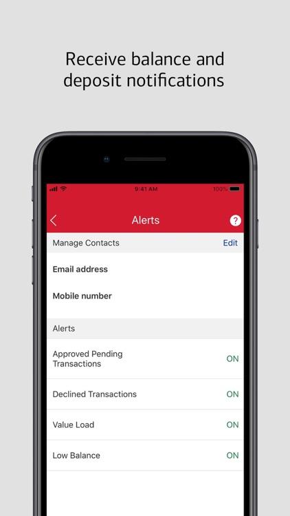 BofA Prepaid Mobile screenshot-4