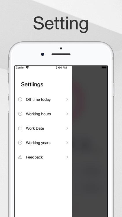 LifeTime - Focus on your work screenshot-3