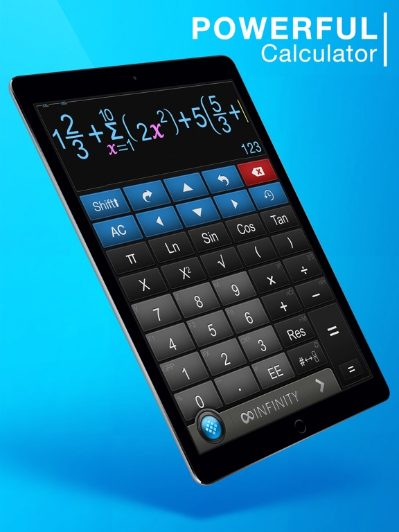 Calculator # screenshot