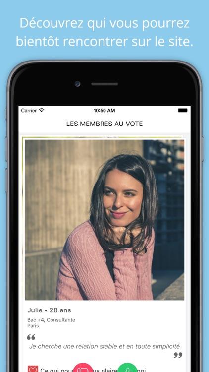 Attractive World Rencontres screenshot-3
