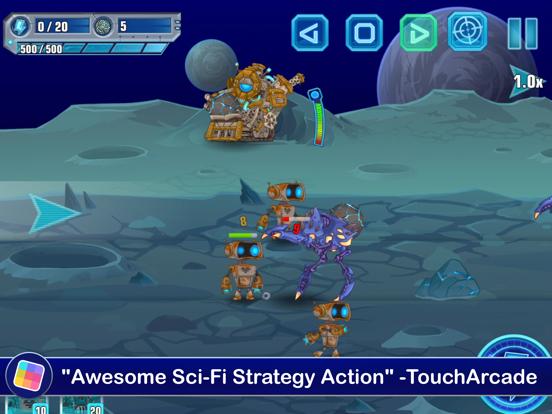 Stellar Wars - GameClub screenshot 6