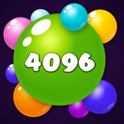 Merge Balls 4096