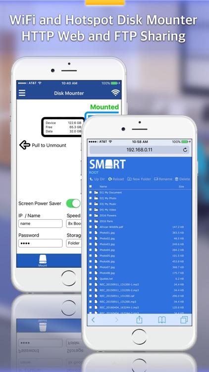 Disk Mounter screenshot-4