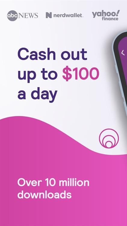 Earnin - Get $100 screenshot-0
