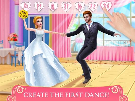 Dream Wedding Planner Game iPad app afbeelding 1