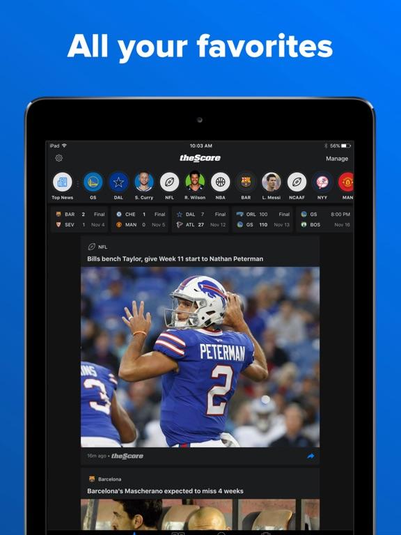 theScore: Sports News & Scores-ipad-0