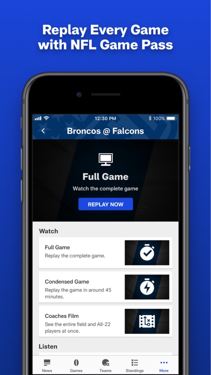 NFL screenshot-9
