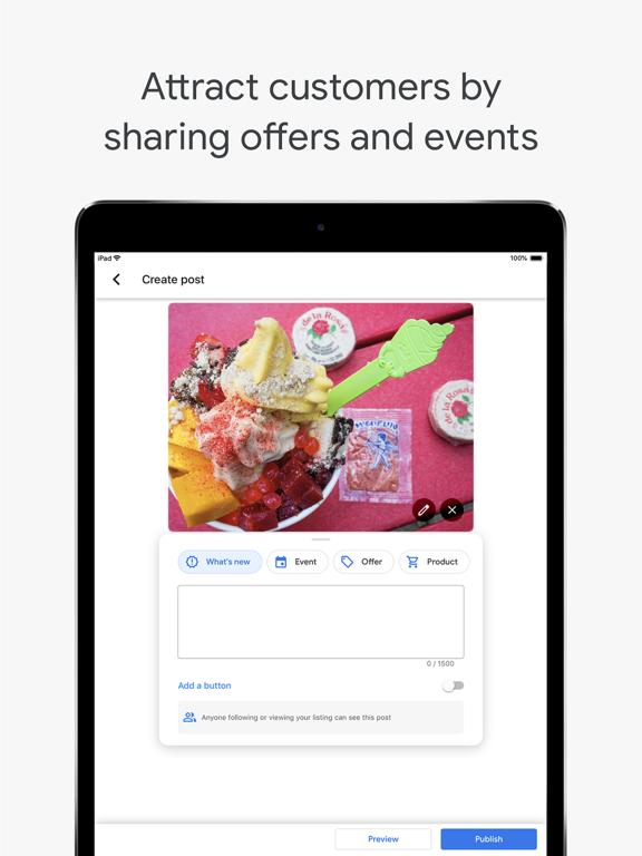 Google My Business-ipad-1