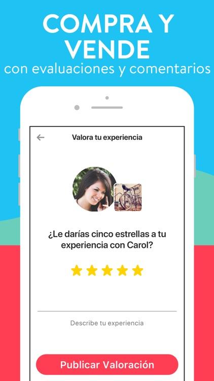 letgo: compra y vende 2ª mano screenshot-4