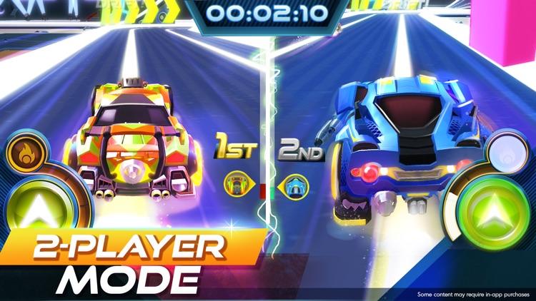 RaceCraft - Build & Race screenshot-4
