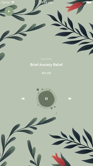 Meditation App screenshot 3