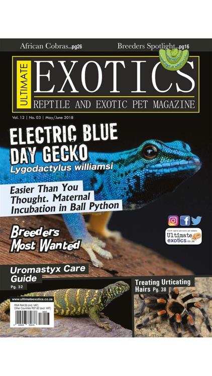 Ultimate Exotics Magazine screenshot-7