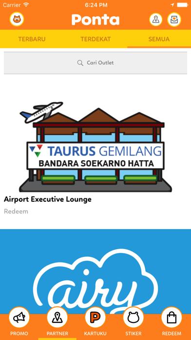 Ponta Indonesia screenshot three