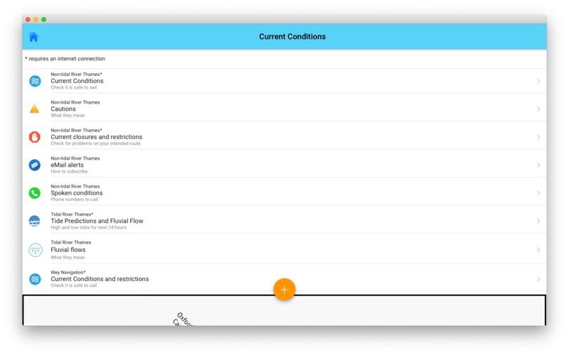 RiverThamesGuide скриншот программы 5