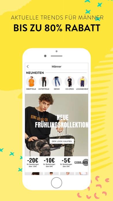 Screenshot for SHEIN-Shopping und Fashion in Switzerland App Store