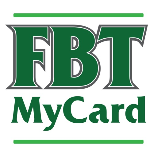 FBT My Card Control iOS App