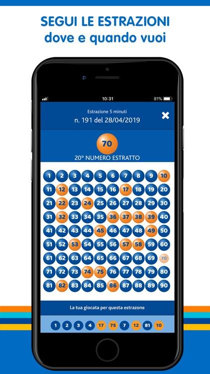 My Lotteries: Verifica Vincite screenshot-6