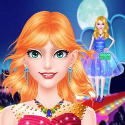Fashion Doll Makeup Dress Up