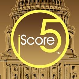 iScore5 AP U.S. Government