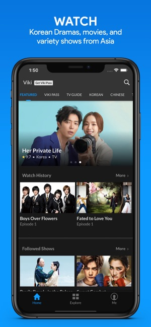 Viki: Asian TV Dramas & Movies on the App Store