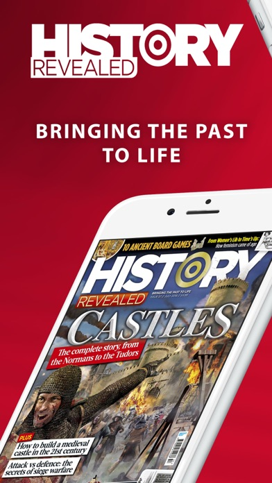 History Revealed magazine screenshot two