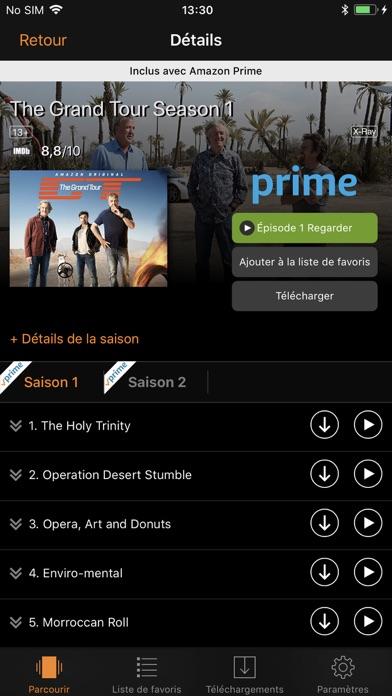 Amazon Prime Video sur pc