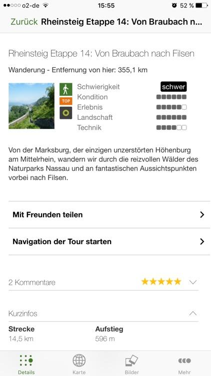 ADAC Wanderführer 2019 screenshot-3