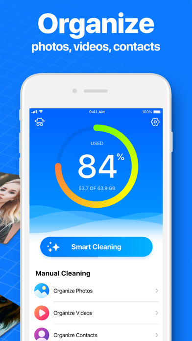 Smart Cleaner Clean Storage Free Download App For Iphone Steprimo Com