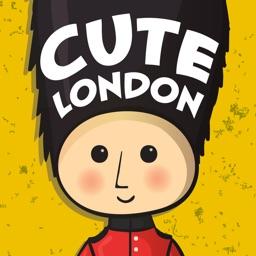 London Sticker Comic