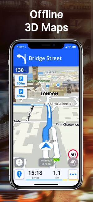 Sygic GPS Navigation & Maps on the App Store