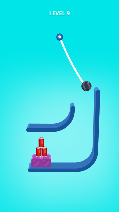 Rope Slash screenshot 2