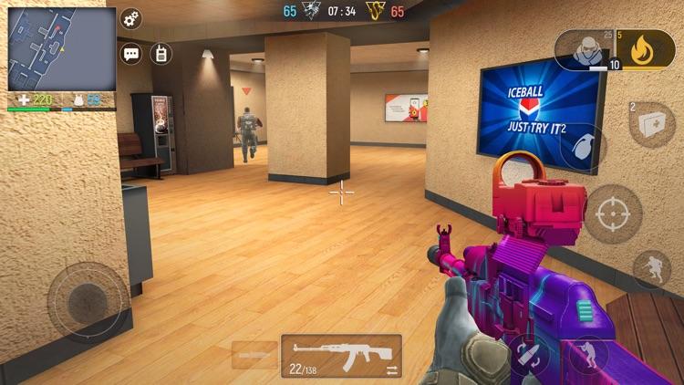 Modern Ops: Online Shooter FPS screenshot-3