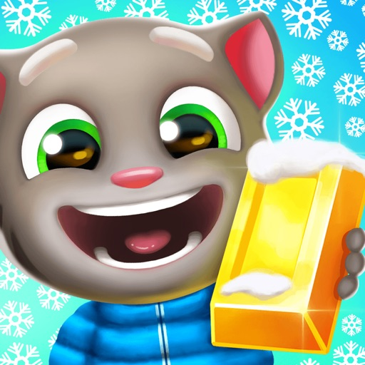 Talking Tom Gold Run iOS Hack Android Mod