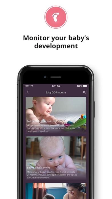 Track Pregnancy&Baby: Preglife screenshot four