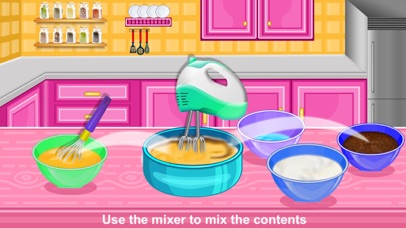 Strawberry Pops Cooking Games screenshot 4