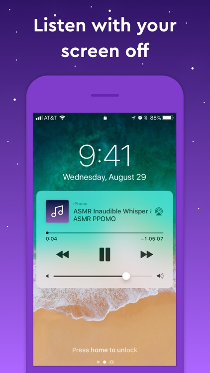 Tingles - ASMR Sleep Sounds screenshot-4