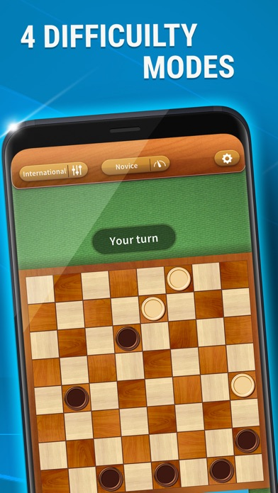Checkers - Best Draughts Game screenshot 2