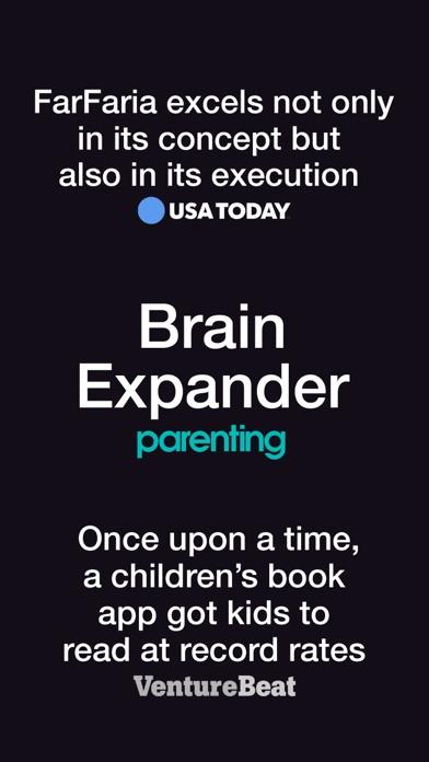 FarFaria Read Along Kids Booksのおすすめ画像7
