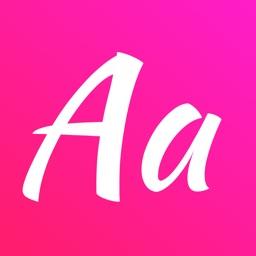 Fontyx: Fonts & Keyboard