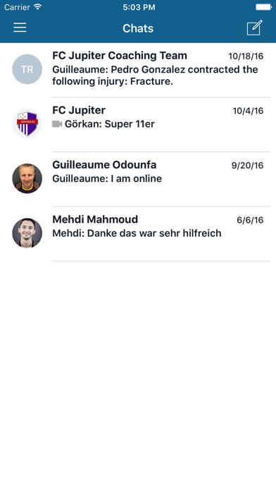 SAP Team One V2 screenshot one
