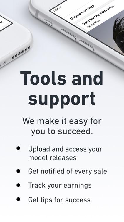 Shutterstock Contributor screenshot-6