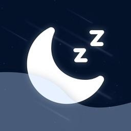 睡眠精灵-专业白噪音助眠梦话录音睡眠质量监测