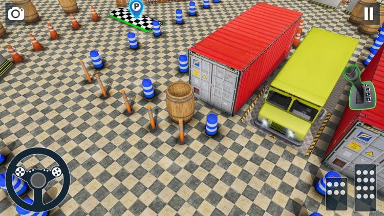 New Truck Parking Game 2020 screenshot-8