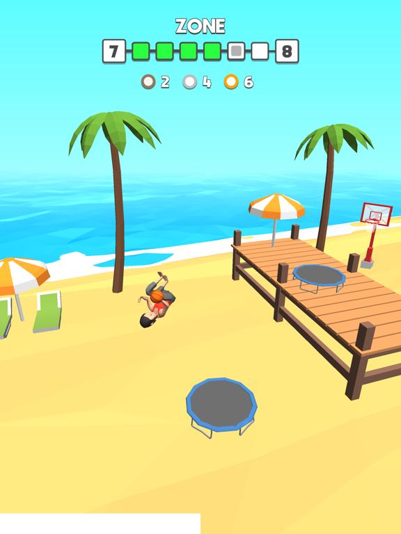 Flip Dunk screenshot