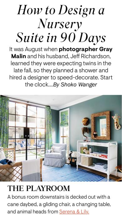 House Beautiful Magazine US Screenshot