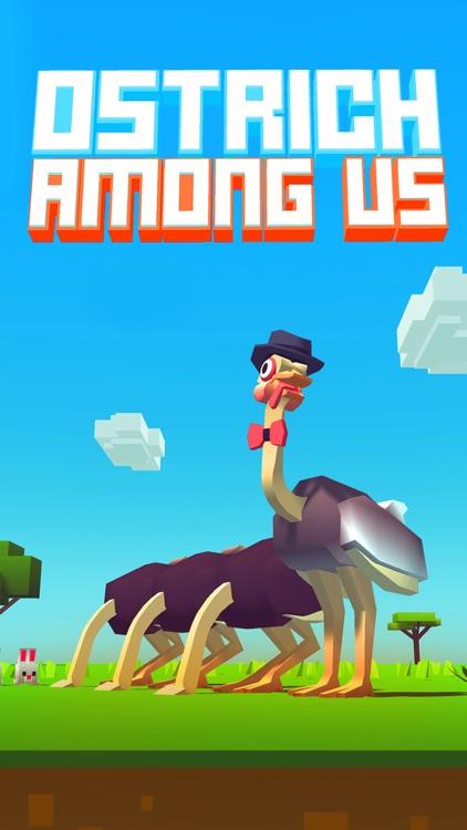 Ostrich Among Us screenshot-6