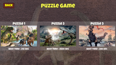 Exploring Dinosaurs Screenshot 5