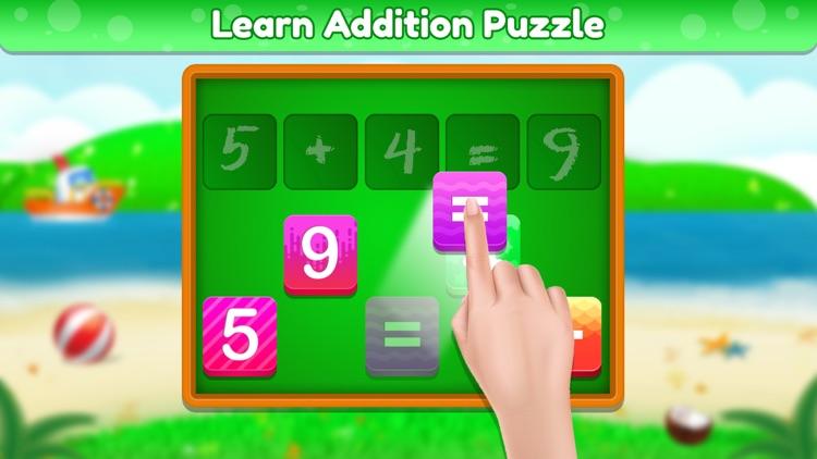 Kids Easy Math Learning Game screenshot-5