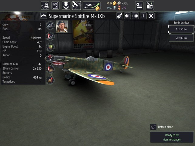 Warplanes: WW2 Dogfight on the App Store