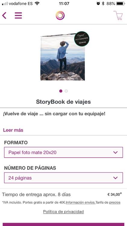 myFUJIFILM.es